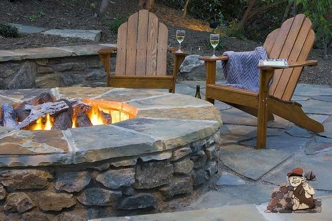 When You Love Spending Time Outside, Having A Fire Pit Adds A Comfortable  Space That Allows You To Enjoy The Season Longer. Use It To Entertain,  Relax, ...