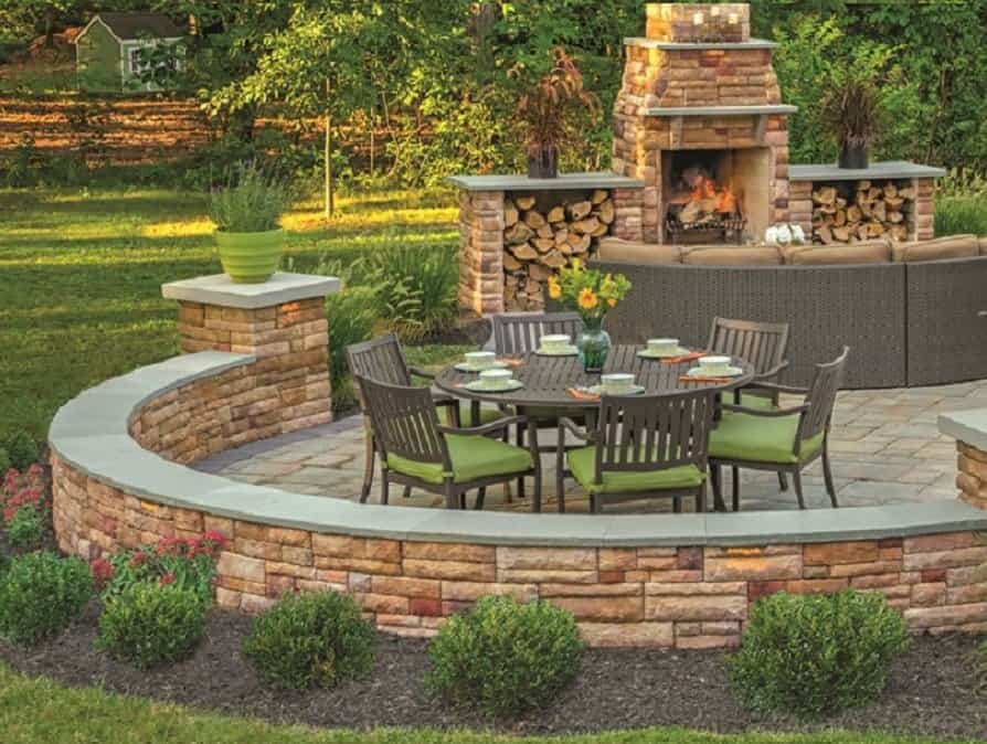 Blending Greenery with Your Hardscaping Projects
