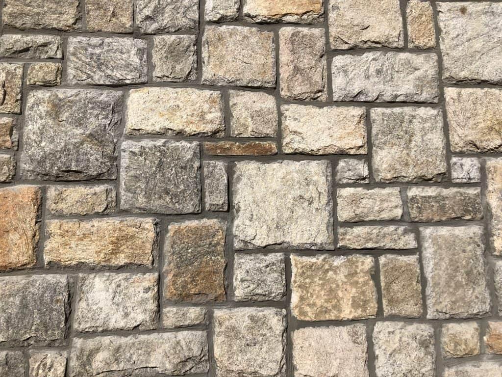 Lithonia Weathered Rubble Bulk from Field Stone Center Inc. in Covington, GA.