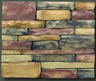 Cedar Ridge Stone Supplies from Field Stone Center Inc. in Covington, GA.