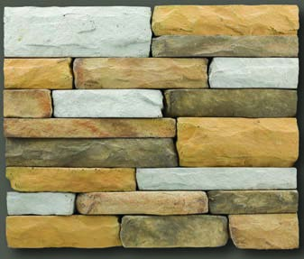 Country Caramel Stone Supplies from Field Stone Center Inc. in Covington, GA.