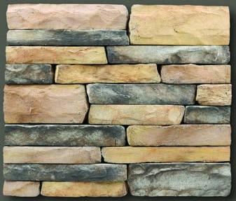 Sugar Creek Stone Supplies from Field Stone Center Inc. in Covington, GA.